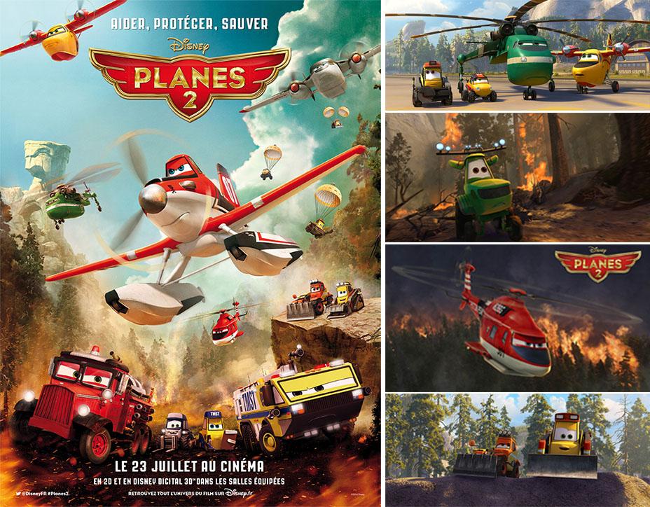 planes 2 photos