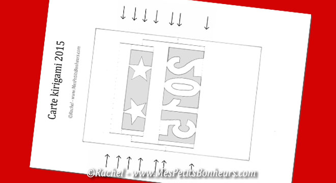 carte 2015  à imprimer