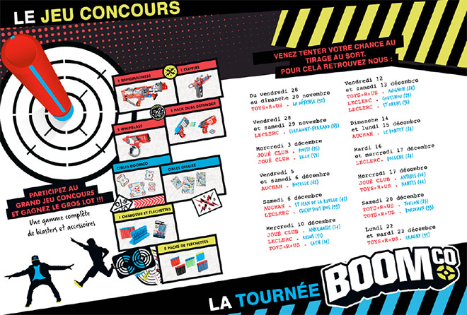 concours boomco