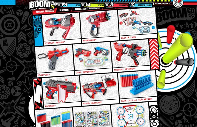 produits boomco