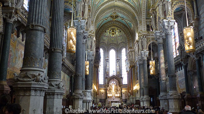 basilique fourviere interieur