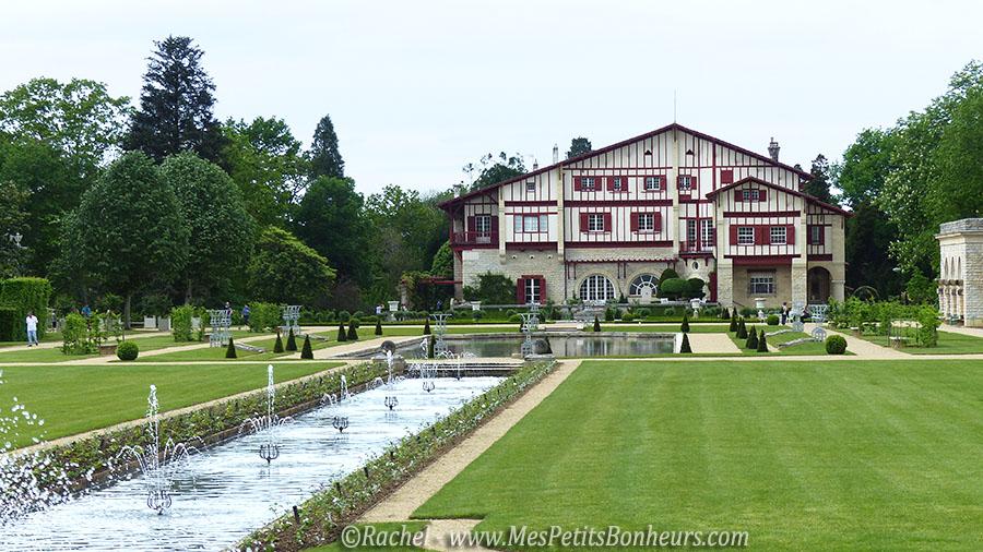 La villa arnaga de edmond rostand au pays basque - Office du tourisme de cambo les bains ...