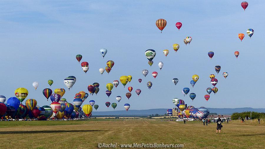 envol montgolfieres en lignes chambley 2015