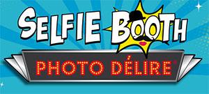logo selfie booth