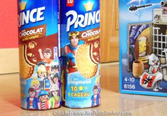 couronnes cadeaux splaymobil  sur prince