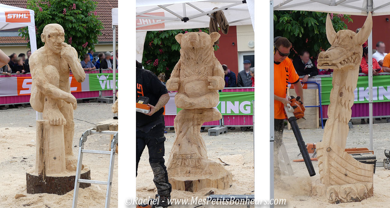 granvillars sculpture tronconneuse oeuvres libres