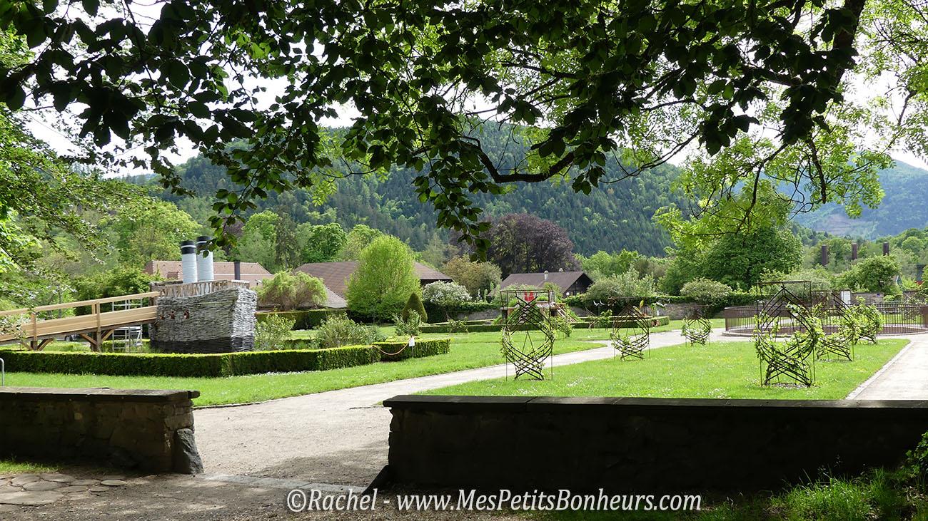 Balade aux jardins du parc de wesserling sud alsace for Jardin wesserling