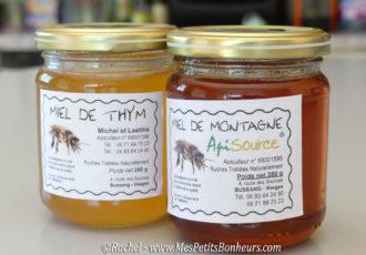 miel des vosges