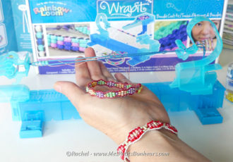 wrapit bracelets tuto perles tissees