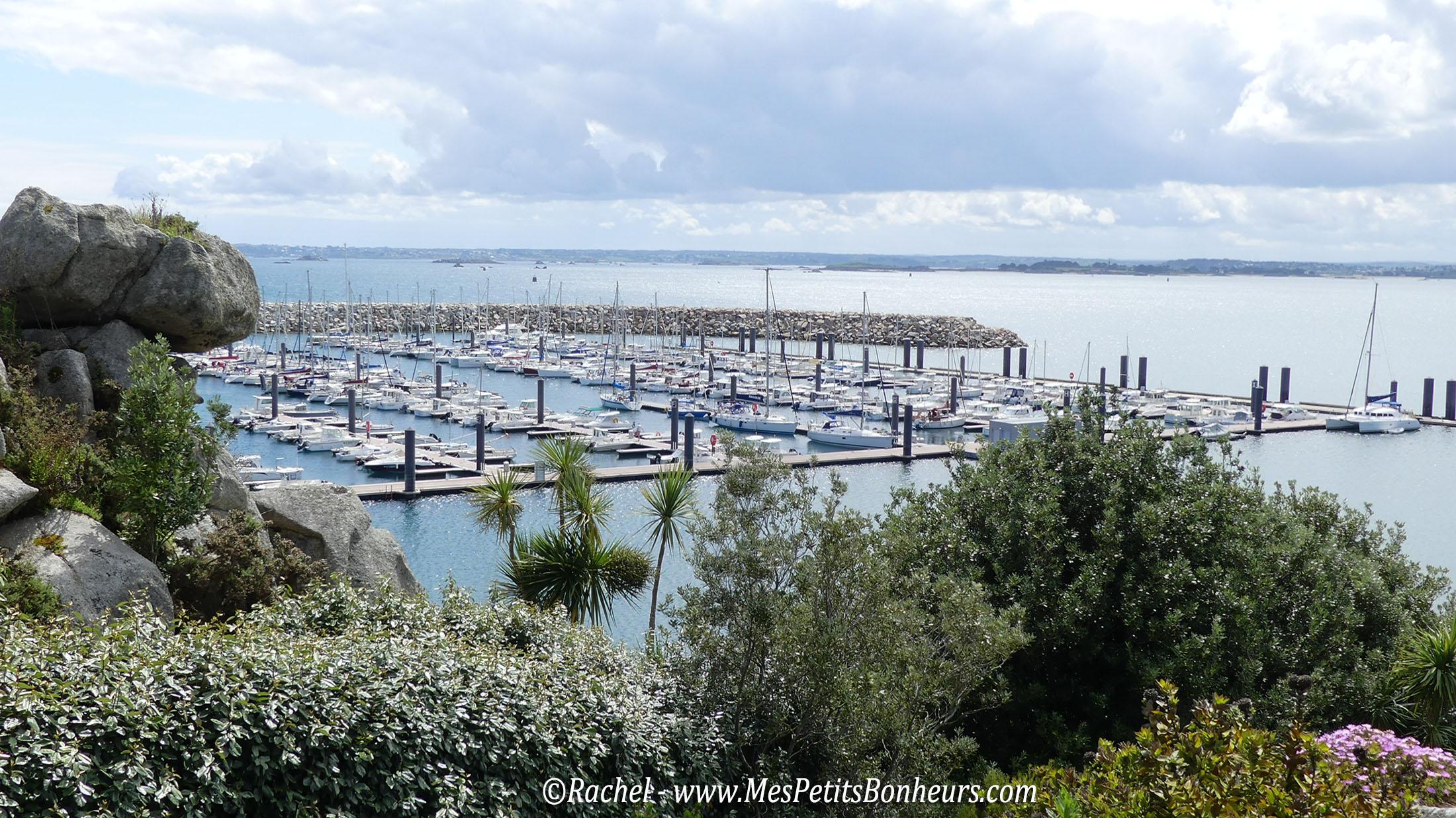 Roscoff balade vers les ports et le jardin exotique et for Le jardin de plaisance 87