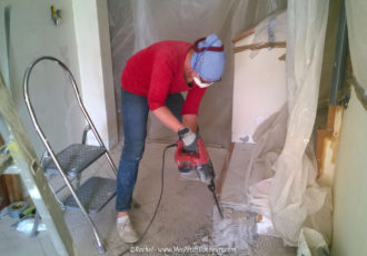 percuteur pour casser beton armé