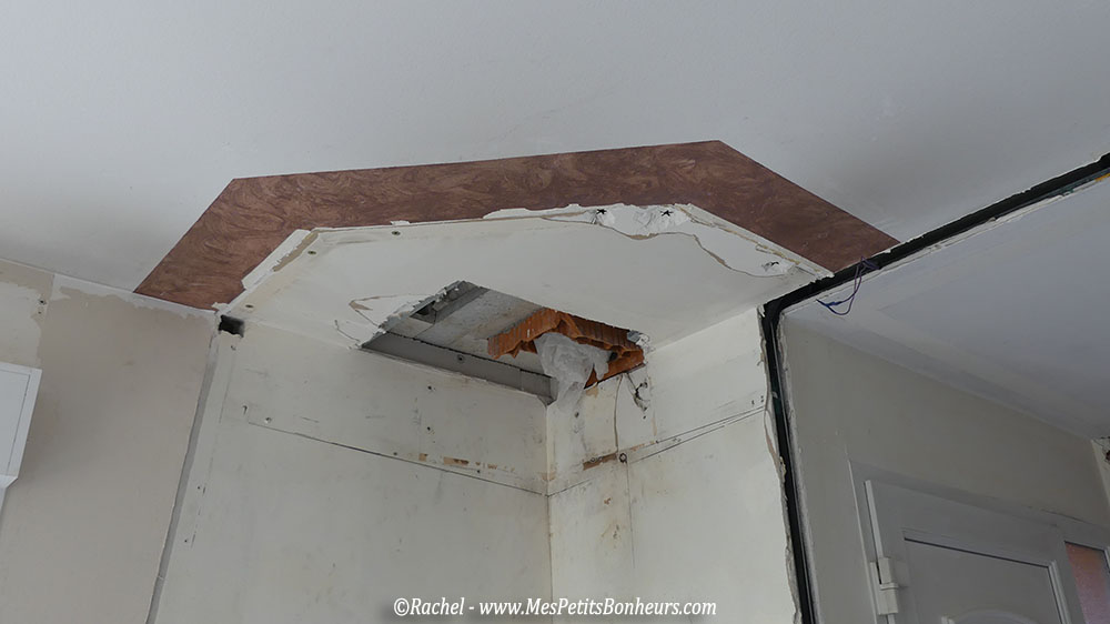 rénovation de la maison: photos de nos démolitions avant