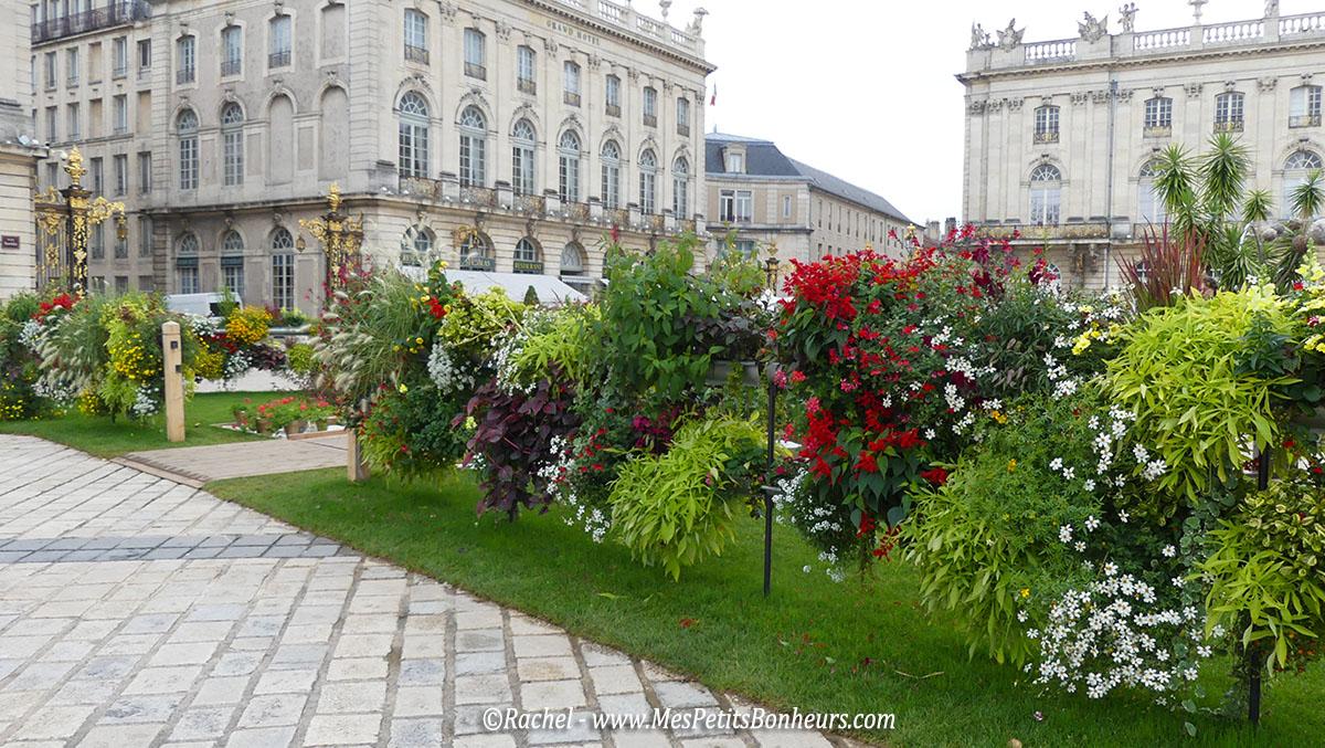 Balade nancy place stanislas jardin ph m re 2016 photos for Jardin ouvert 2016