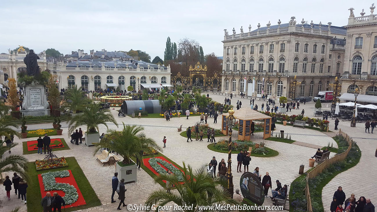 Balade nancy place stanislas jardin ph m re 2016 photos for Jardin des voix 2016