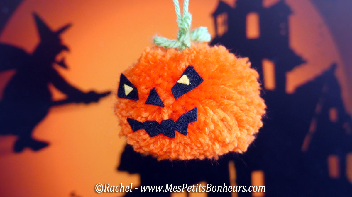 pom-pom-pumpkin-halloween-craft