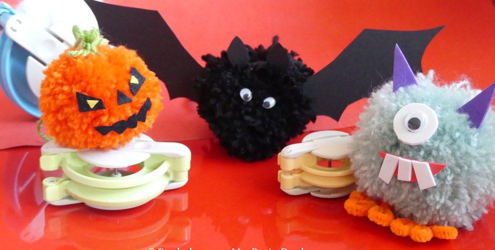 pompons-rigolos-activite-halloween