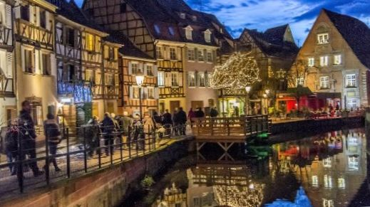 March s de no l en alsace mulhouse colmar riquewihr photos - Marche de noel mulhouse 2017 ...