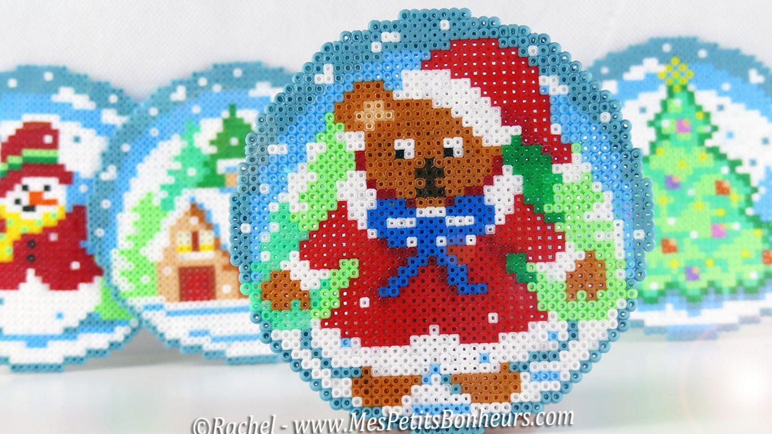 Decoration De Noel Faire De Nounours