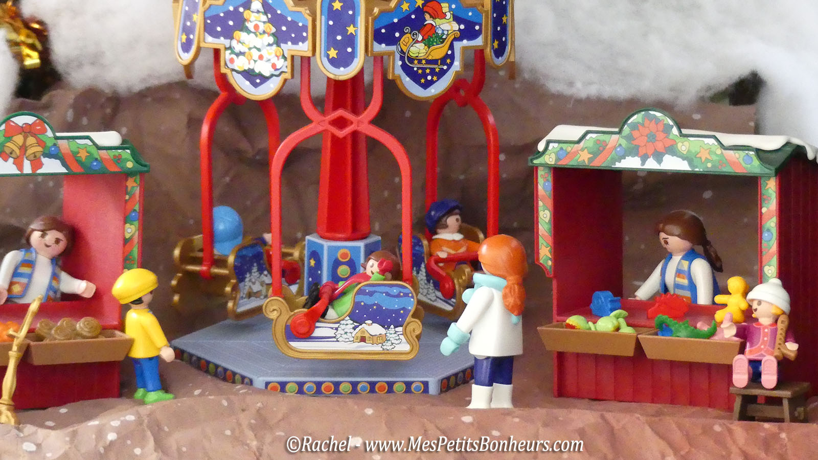 village-de-noel-playmobil