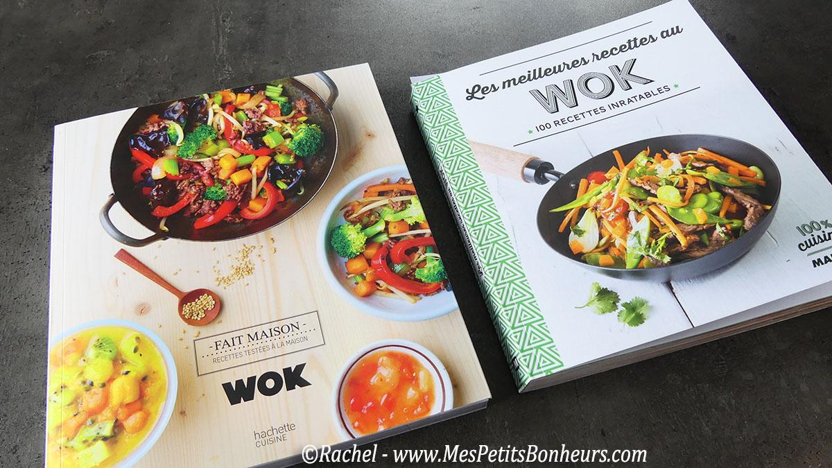 Cuisine asiatique mon wok chauffe plein r gime - Livre de cuisine asiatique ...