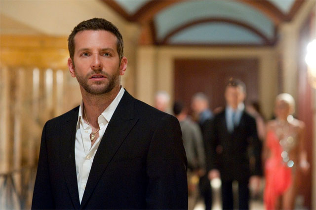 Bradley Cooper dans Happiness Therapy