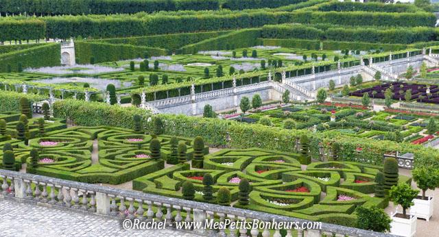 Les jardins de villandry photos d 39 une tape oblig e des for Poules d ornement pour le jardin ou la basse cour