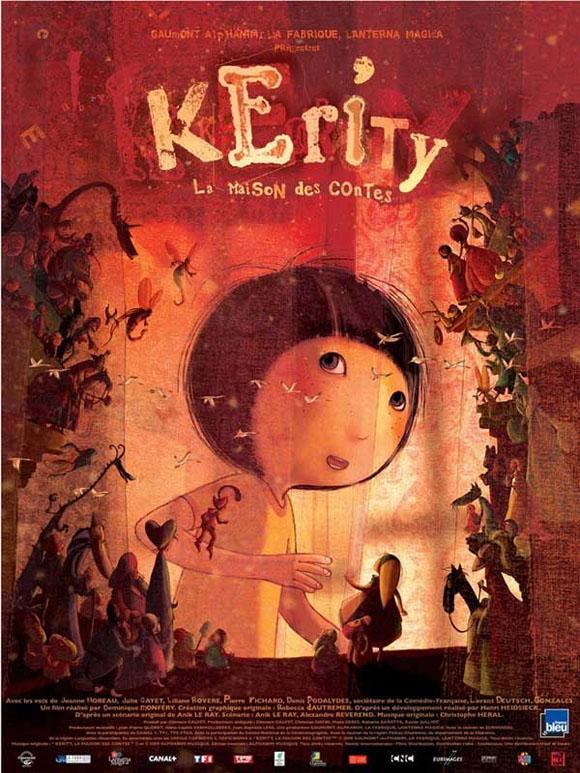 [Cinéma] Les derniers trucs que vous avez vus - Page 2 Kerity_la-maison-des-contes_-film_enfant_affiche