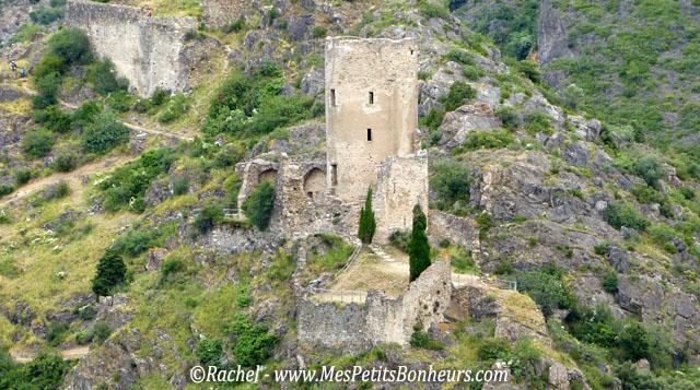 Tour d'un château