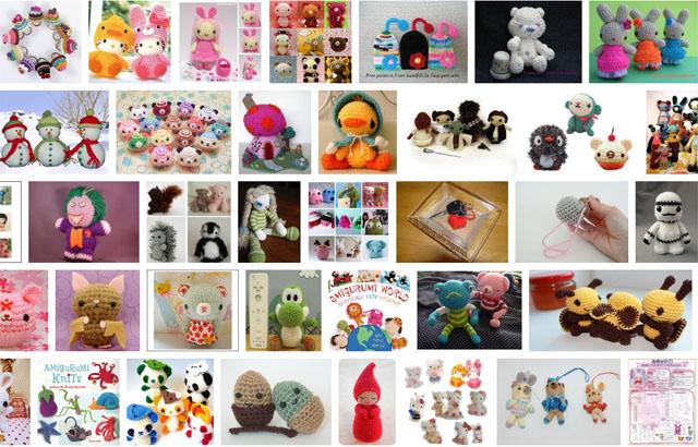 amigurumi minis animaux au crochet ma prochaine activit manuelle. Black Bedroom Furniture Sets. Home Design Ideas