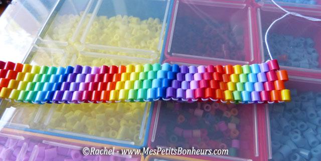 Comment faire des bracelets en perles a repasser