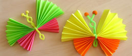 bricolage facile papillons