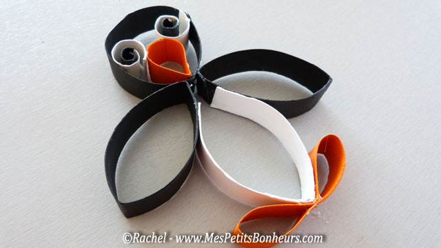 bricolage hiver_pingouin en rouleau de sopalin