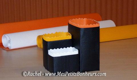 Bricolage rangement à crayons – des pots déco avec le recyclage de ...