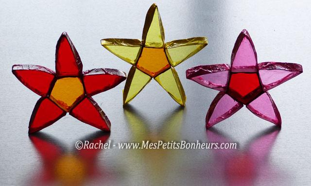 Favorit Bricolage récup: étoiles bijoux de Noël en rouleau de carton et  ZX63