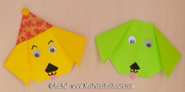 Origami facile maternelle - Origami pour les petits ...