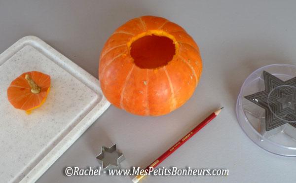 Citrouilles creus es pour halloween d coration ext rieure - Decoration citrouille pour halloween ...