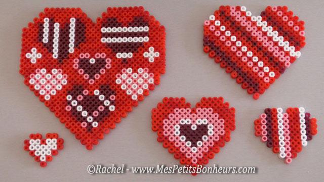 Perles Hama à repasser - Modèles simples ou en 3D  Mes Petits ...