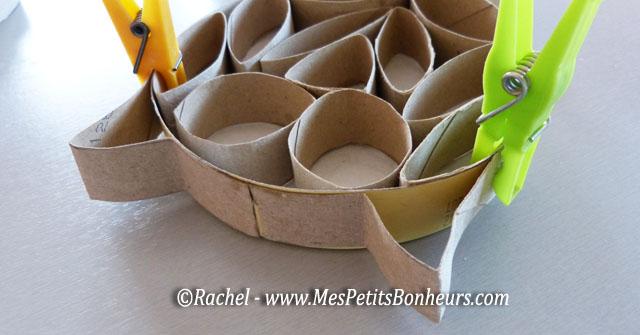 hibou en rouleau de papier wc bricolage en rouleau de carton pour l 39 automne. Black Bedroom Furniture Sets. Home Design Ideas