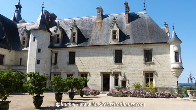 Chaumont sur loire festival des jardins et visite du - Chateau de chaumont festival des jardins ...