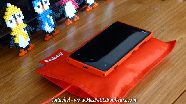 coussin pour Nokia Lumia