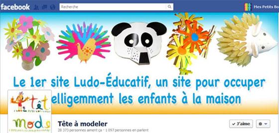 facebook tete a modeler