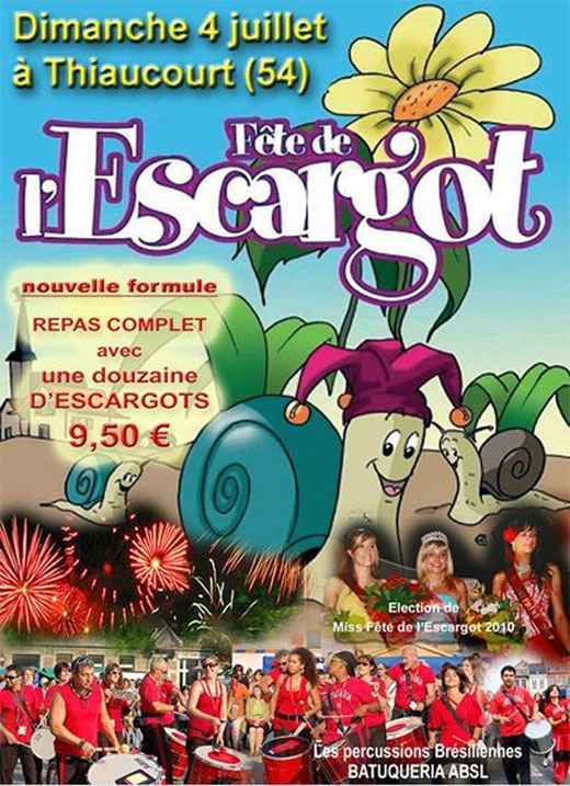 fete escargot thiaucourt 2010