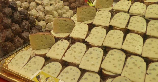 fromage grand cru au chocolat