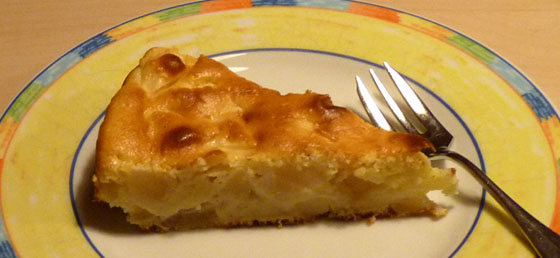 gateau-pommes-fromage-blanc