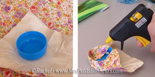 bricolage fleurs en bouteilles plastique du recyclage pour un cadeau mes petits bonheurs. Black Bedroom Furniture Sets. Home Design Ideas