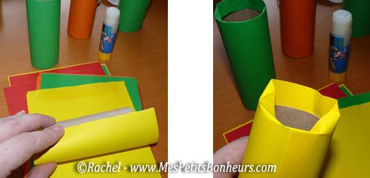 Calendrier de l avent faire avec les enfants 24 lutins - Comment fabriquer un calendrier de l avent en carton ...