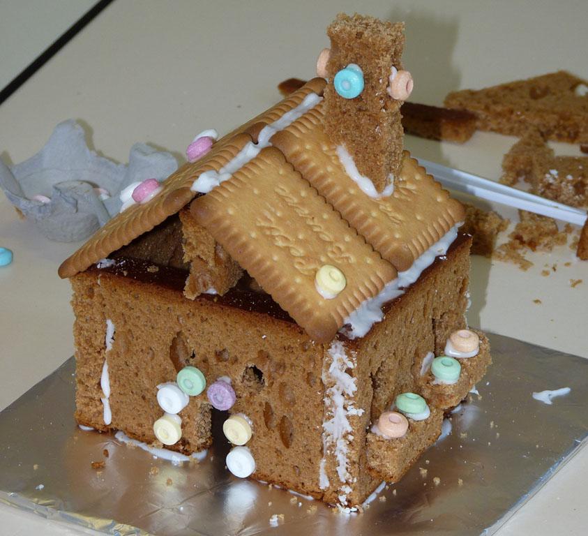 Maison en biscuit et bonbons avie home - Maison en biscuit et bonbons ...