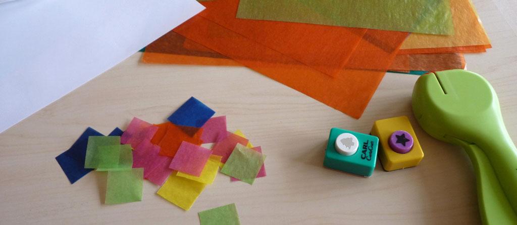bricolage de no l facile pour petits enfants photophore en papier vitrail. Black Bedroom Furniture Sets. Home Design Ideas