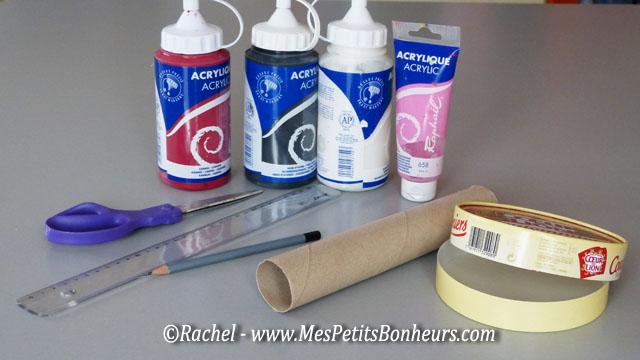 Bricolage cochon en carton activit manuelle avec des - Activite manuelle avec papier toilette ...