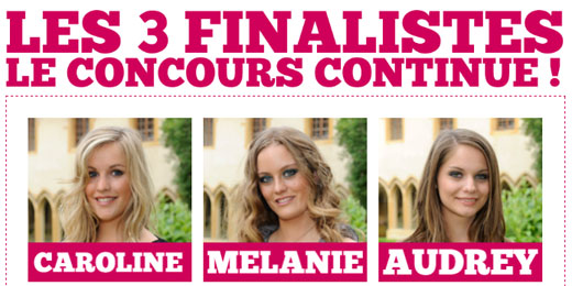 miss mirabelle 2010 finalistes